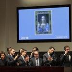 Prodáno. Salvator Mundi (Spasitel světa) od da Vinciho se vydražil za 9,8 miliardy