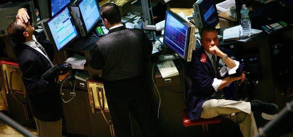 Wall Street - ilustrační foto
