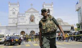 Teroristické útoky na Srí Lance: téměř 300 mrtvých, přes 500 lidí zraněno