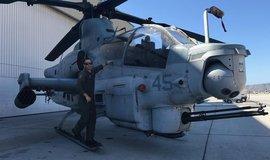 Údržba, opravy, modernizace. Na dodávce vrtulníků z USA se budou podílet české státní podniky