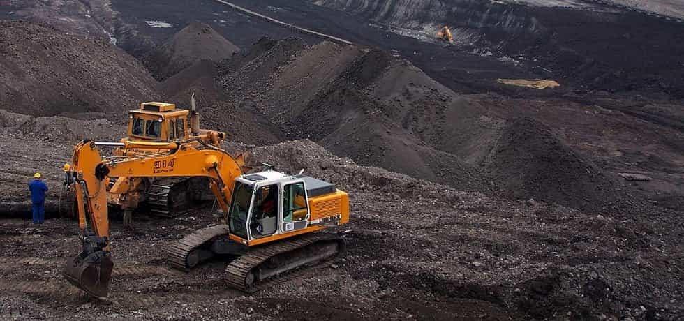 Uhelný důl - ilustrační foto