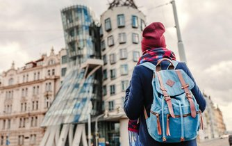 Praha řeší, co s Airbnb, ilustrační foto