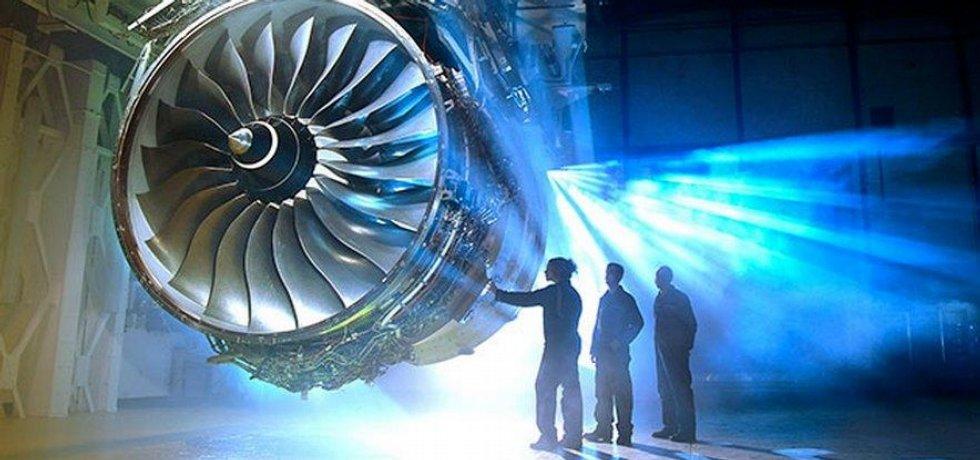 Letecký motor Rolls-Royce