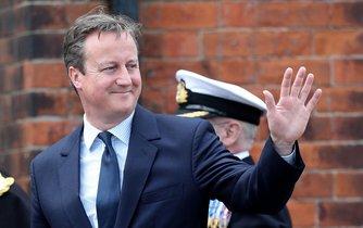 Bývalý britský premiér David Cameron