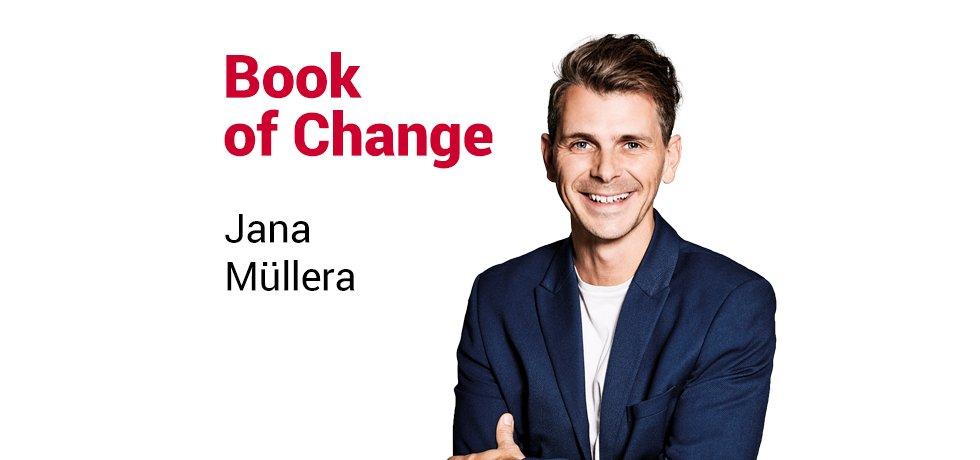 Book of Change Jana Müllera