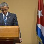 Prezident Barack Obama na Kubě