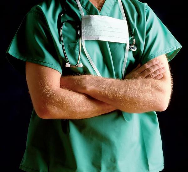 Ilustrační foto; lékaři, protesty, zdravotnictví, stetoskop