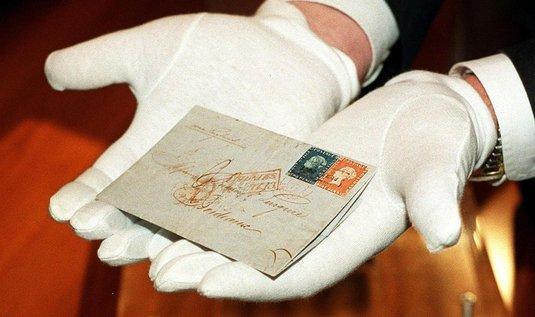 Český miliardář koupil za 65 milionů vzácný dopis s Červenými Mauritii -  Euro.cz 9ef9ac20461