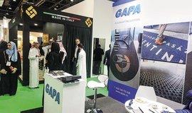 Nové klienty firma GAPA MB pravidelně hledá na dubajském veletrhu BIG 5