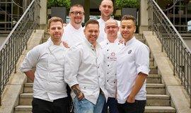 Slovenští šéfkuchaři, kteří se chystají do Prahy na akci Chef Time Fest