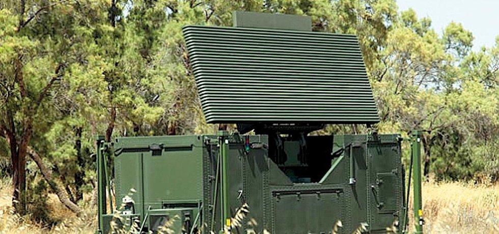 Mobilní radar, ilustrační foto