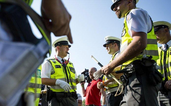Policie (ilustrační foto)