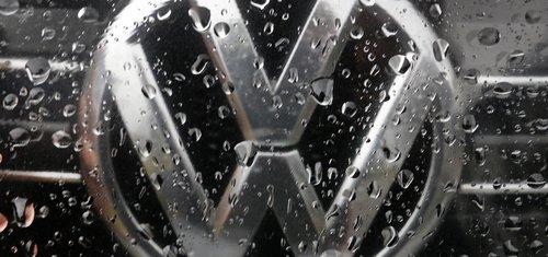 Logo automobilky Volkswagen