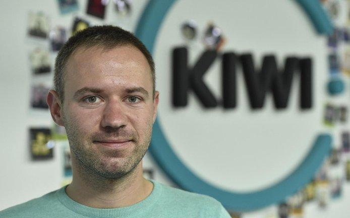 Majitel společnosti Kiwi.com Oliver Dlouhý
