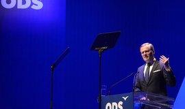Šéf ODS Petr Fiala na ideové konferenci