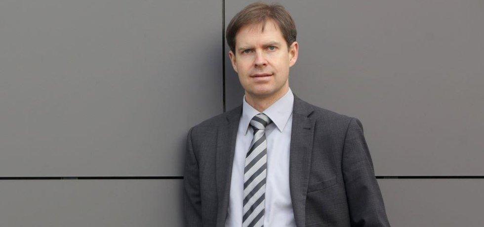 Právník Ondřej Dostál
