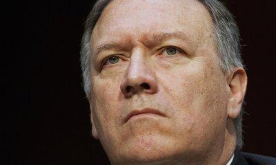 Šéf CIA Mike Pompeo