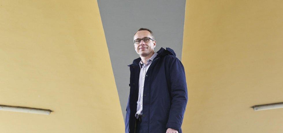 Ondřej Švihálek se snaží propojovat tradiční byznys s online světem.
