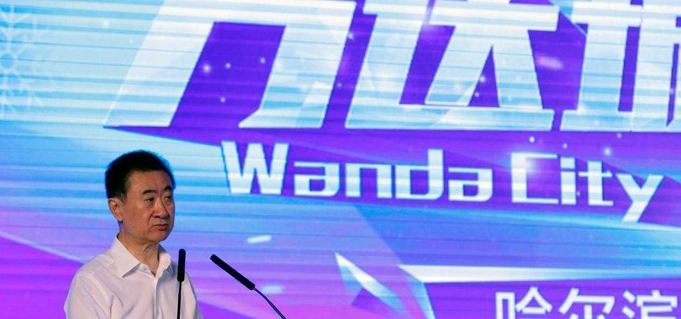 Wang Jianlin, zakladatel skupiny Wanda