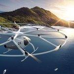 Budoucnost má létající taxi.