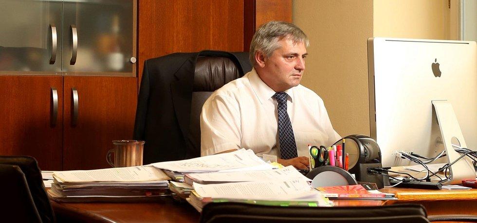 Šéf ÚOHS Petr Rafaj