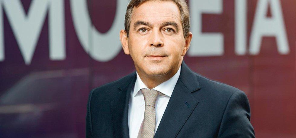 Šéf banky Moneta Tomáš Spurný