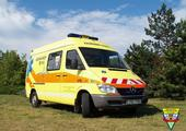 sanitka, záchranka, záchranná služba