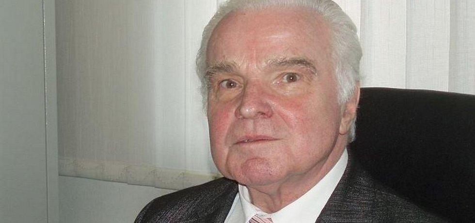Likvidátor Harvardského průmyslového holdingu Zdeněk Častorál