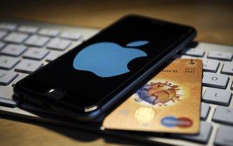 Apple Pay, ilustrační foto