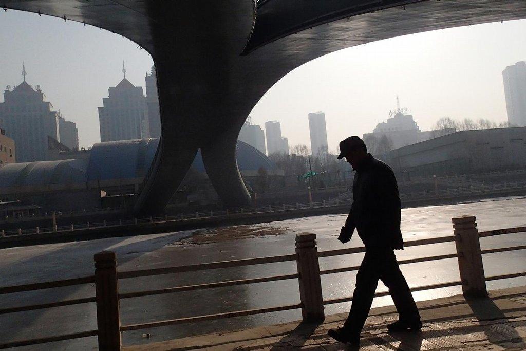 Si-ning je dvou a půl milionové čínské město, ale nikdy jste o něm neslyšeli. Trpí totiž syndromem, který je vlastní mnoha čínským městům. Chybí mu paměť.