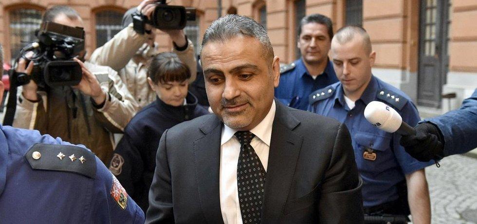 Íránec s českým občanstvím Shahram Abdullah Zadeh
