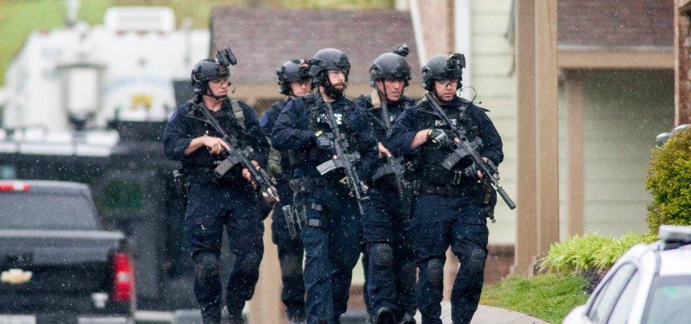 Jednotka SWAT, ilustrační foto