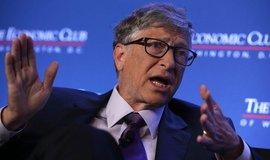 Bill Gates: Omezení investic do fosilních zdrojů má nulový efekt na klima