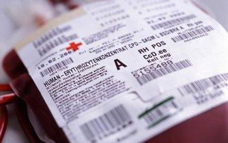 Krevní transfuze