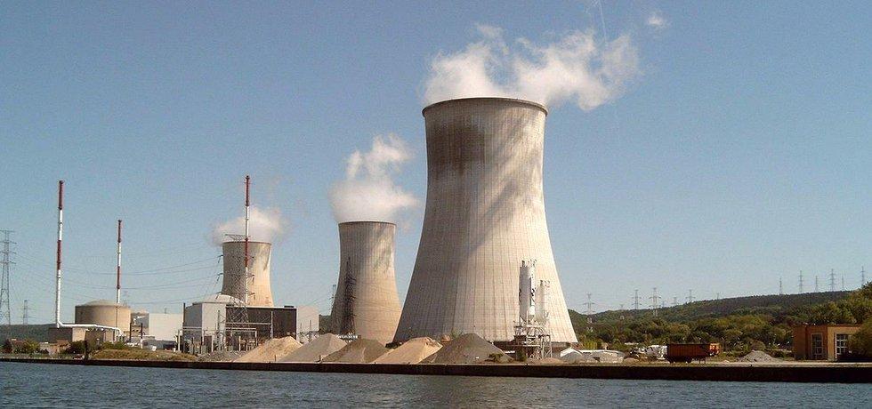 Belgická jaderná elektrárna Tihange