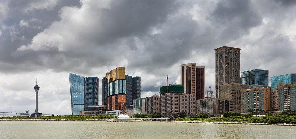 Kasína v Macau