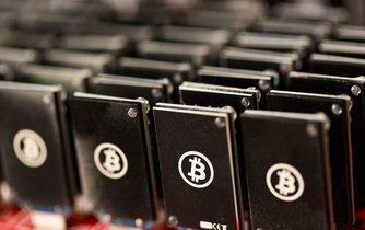 Těžba bitcoinu (ilustrační foto)