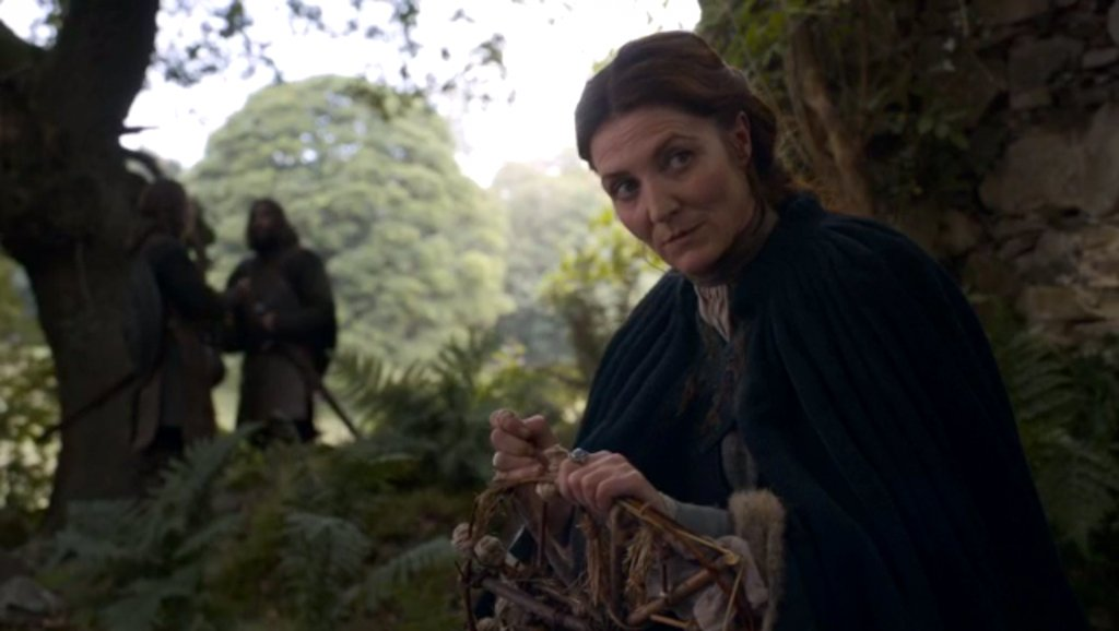 Catelyn Stark - mrtvá