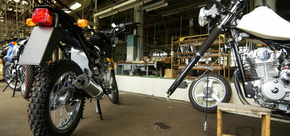 Jawa Moto, ilustrační foto