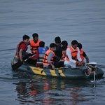 Migranti připlouvají na ostrov Kos