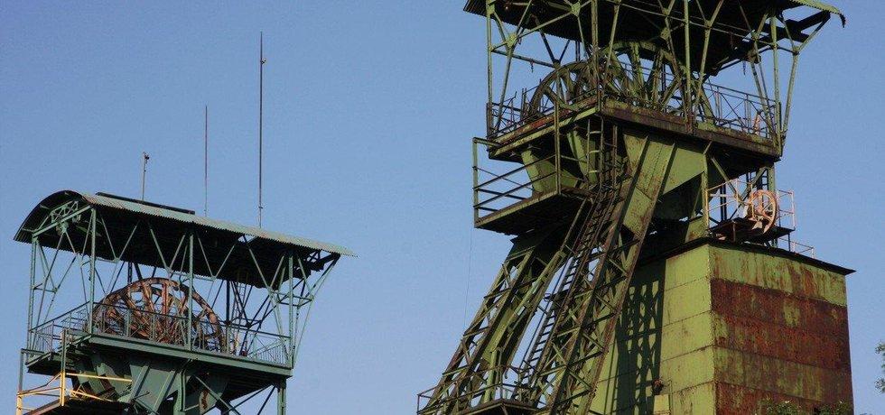 Těžební věže OKD