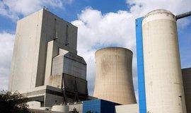 Německá černouhelná elektrárna Mehrum