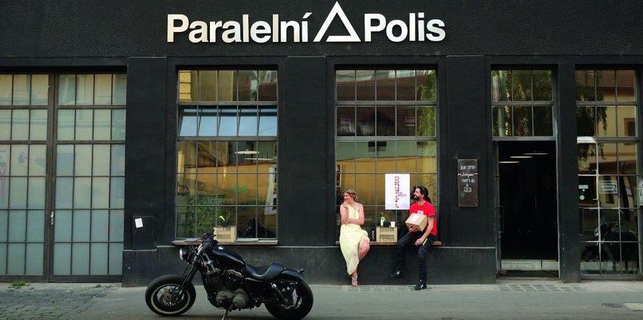 Spolek Paralelní Polis v pražských Holešovicích sdružuje hackery a nadšence pro nové technologie