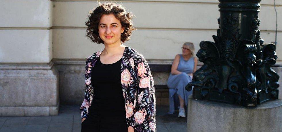 Karina Zadorozhny