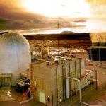 Americký rychlý výzkumný reaktor EBR-II.