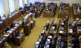 Poslanecká sněmovna - ilustrační foto
