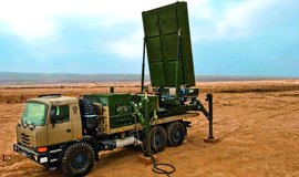 Radarový systém, ilustrační foto