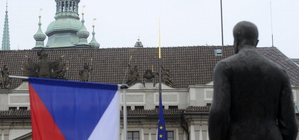 Pražský hrad, Tomáš Garrigue Masaryk
