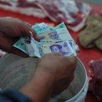 Hotovost v Číně, ilustrační foto