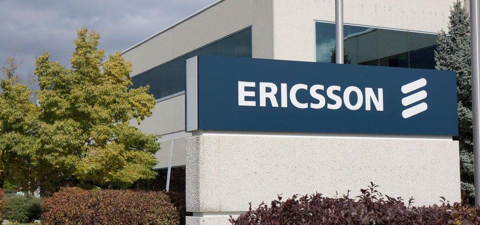 Sídlo společnosti Ericsson